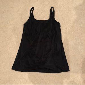 Women's Plus One-piece Swim Dress
